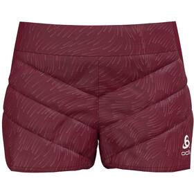 Odlo Irbis X-Warm Shorts Women rumba red